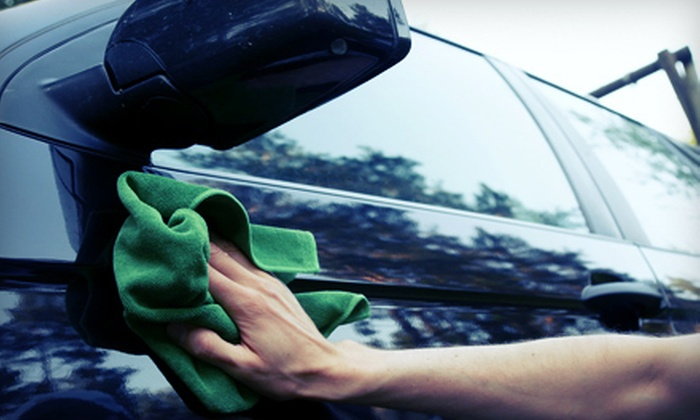 Wax on Wax off - San Jose: Mobile Auto Detailing for One, Two, or Three Cars from Wax on Wax off (Up to 83% Off)