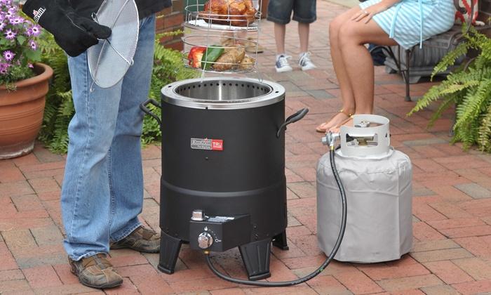 Char Broil Oil Less Turkey Fryer Groupon Goods
