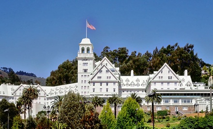 1-Night Stay with Valet Parking and Resort Fee at The Claremont Hotel & Spa in Berkeley, CA