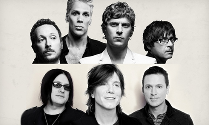 Matchbox Twenty & Goo Goo Dolls - Cuyahoga Falls: Matchbox Twenty and Goo Goo Dolls at Blossom Music Center on August 22 at 7 p.m. (Up to 56% Off). Two Options Available.