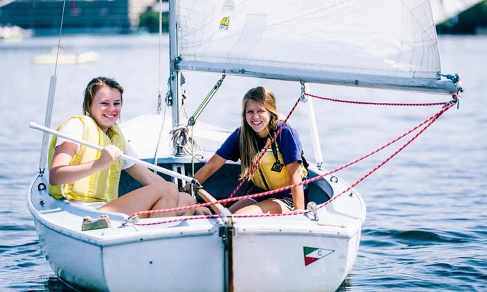 Community Boating, Inc - Community Boating Inc: $67 for 30-Day Sail, Kayak, and Paddleboard Membership at Community Boating Inc. ($99 Value)