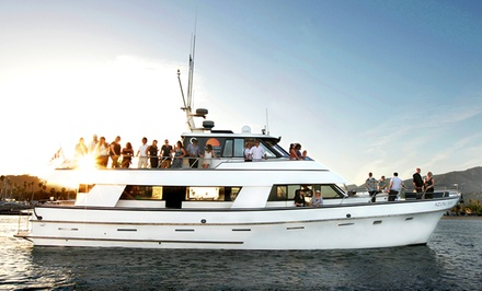 90-Minute Coastal Cruise with Drink for One, Two, or Four from Celebration Cruises Santa Barbara (Up to 48% Off)