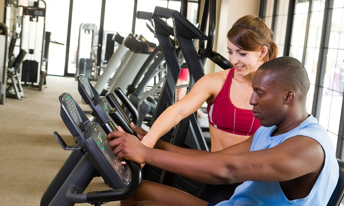 Precision Fitness - Vail Ranch: 5 or 10 Personal-Training Sessions at Precision Fitness (Up to 60% Off)