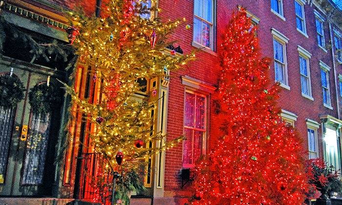 Mill Hill Tour - Trenton: Mill Hill Holiday House Tour for Two or Four on Saturday, December 6, from Mill Hill Garden Tour (Up to 51% Off)
