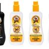 2-Pack Australian Gold Spray Gel Sunscreen or 1 Bottle of Tanning Oil