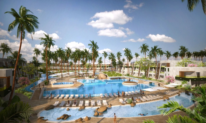 All-Inclusive Now Onyx Punta Cana Trip w/ Air from Vacation Exp