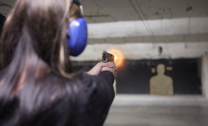Shooting Range Packages for One or Two at Firepower Inc (Up to 79% Off)