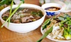 Pho Cao Restaurant and Bar - Papago Park Village: $15 for $30 Worth of Vietnamese Food and Drinks at Pho Cao in Tempe