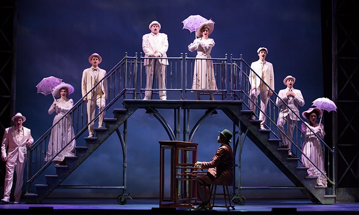 """""""Ragtime"""" - Peabody Opera House: """"Ragtime"""" on April 18 or 19 at 8 p.m."""