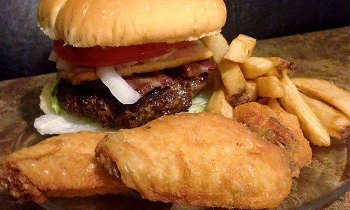 Wingburger - Golden Mile: Wings, Fried Chicken, Burgers and Fresh Cut Fries for Takeout at Wingburger (47% Off)