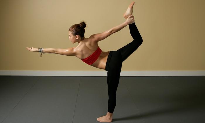 Bheda Yoga - Markham: C$35 for a 15-Class Hot-Yoga Pass at Bheda Yoga (C$250 Value)