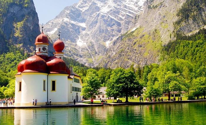 Berchtesgadener Land: 3 Tage für Zwei mit Frühstück, 1x Dinner und Late Check-out im Hotel & Restaurant Alpenglück