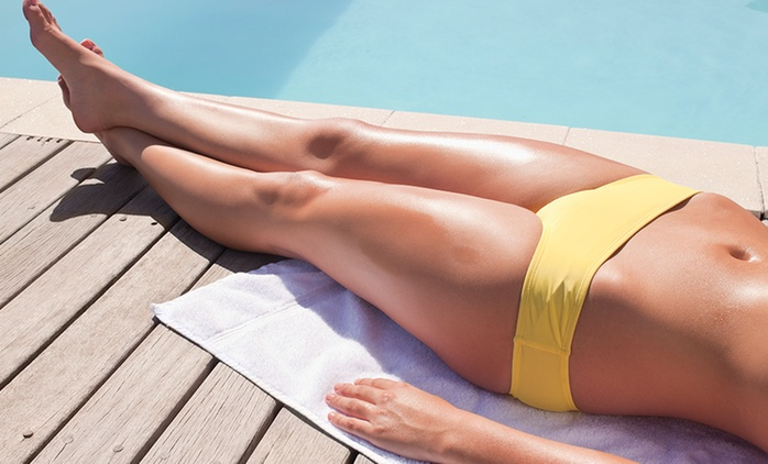 Brazilian, Hollywood, G-String, or Bikini Wax - One ($29) or Two Sessions ($49) at Beauty Forever (Up to $140 Value)