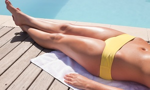 Miss Lola Beauty Lounge & Lash Bar: $99 for Four IPL Hair Removal Sessions on Two Areas at Miss Lola Beauty Lounge and Lash Bar (Up to $756 Value)