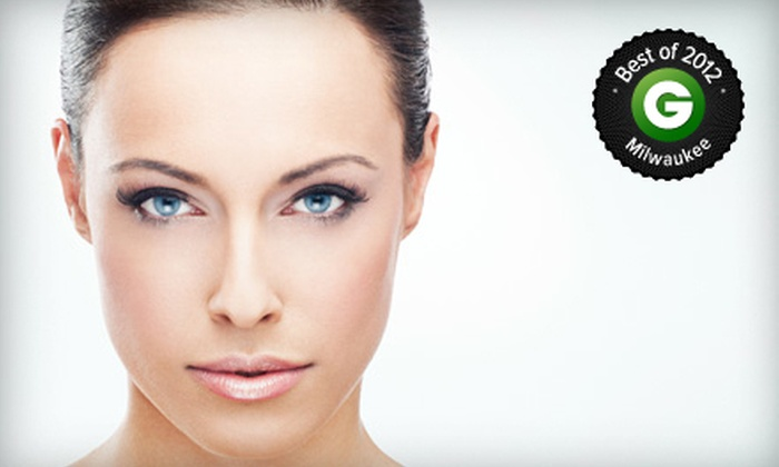 Enhancing Light Cosmetic Laser Centers - Multiple Locations: Skin-Rejuvenation Treatment, Skin-Tightening Treatment, or Both at Enhancing Light Cosmetic Laser Centers (84% Off)