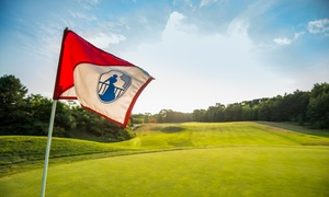 Widow's Walk Golf Course: $85 for 18 Holes of Golf with Cart for Two at Widow's Walk Golf Course ($130 Value)
