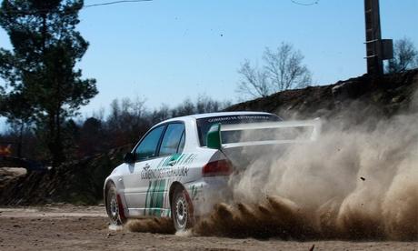 Curso de rallyes por 129 € en circuitos de tierra de Madrid, Castellón y Badajoz