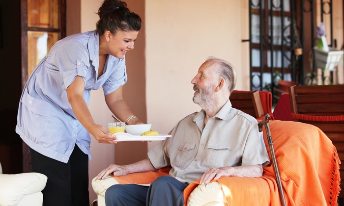 Senior Helpers LLC - Baltimore: Six-Hour Stay with Services for Seniors at Senior Helpers LLC (50% Off)