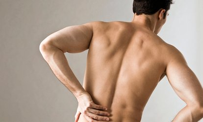 image for Optimum Spine Centre: Chiropractic Consultation with Two Treatments and X-Ray (79% Off)