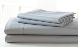 600-Thread-Count Finest Combed Cotton-Rich Symphony Sheet Sets at Price Reduction: Symphony 600TC Cotton-Rich Sheet Set, plus 6.0% Cash Back from Ebates.