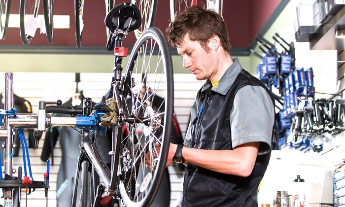 State Street Bicycles - Commerce: $30 for $60 Worth of Bicycle Repair — State Street Bicycles