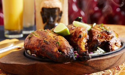 $12 for $22 Worth of Indian Dinner Cuisine at Karma Indian Cuisine