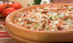 Godfather's Pizza: $12 for $20 Worth of Pizza, Salads, Sides, and Drinks at Godfather's Pizza in Fair Oaks