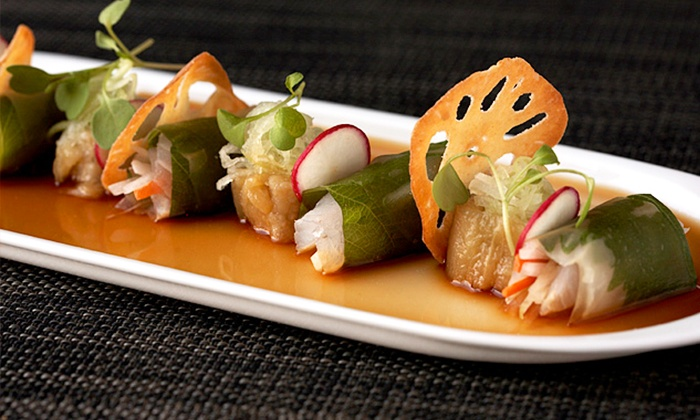 Takashi - Bucktown: Nine-Course Omakase Dinner for One or Two at Takashi (Up to 40% Off)