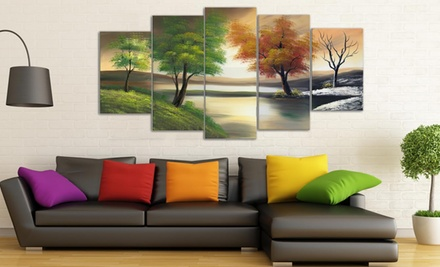 Nature and Modern Tree Artwork Gallery Wrapped Prints On Canvas from $39.99 – $89.99