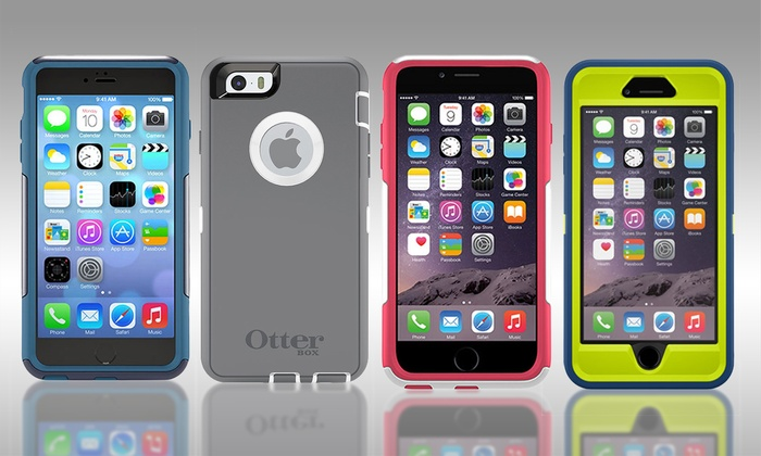 Otterbox Case For Iphone 6 And 6 Plus Groupon