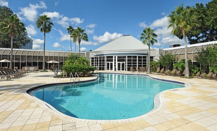 Stay at Park Inn By Radisson Resort and Conference Center Orlando in Kissimmee, FL. Dates Available into August.