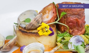 The Square Club: Main Course of Choice and Glass of Prosecco for Two or Four at The Square Club (Up to 53% Off)