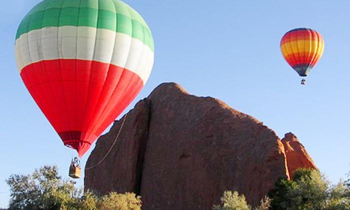 Balloon Atlanta - Woodstock: $175 for a Single-Person Hot-Air Balloon Ride at Balloon Atlanta ($350 Value)