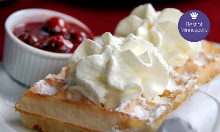Santorini - Eden Prairie: Brunch and Drinks for Two, Four, or Six at Santorini (50% Off)