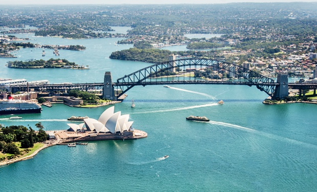 TripAlertz wants you to check out ✈ 12-Day Australia Vacation with Airfare from Qantas Vacations. Price per Person Based on Double Occupancy. ✈ 12-Day, 3-City Australian Trip with Airfare - Australia Vacation with Air