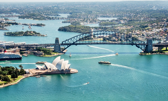 Australia Vacation With Airfare In Melbourne Groupon Getaways - Vacation to australia