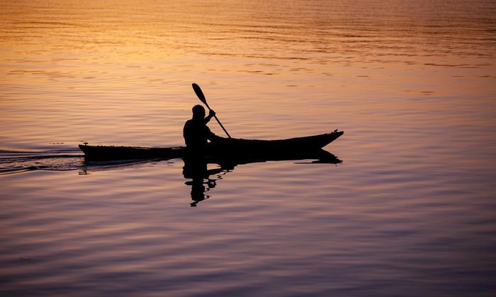 Narrow River Kayaks - Narragansett: $29 for a Two- or Four-Hour Kayak or Canoe Rental at Narrow River Kayaks ($56 Value)