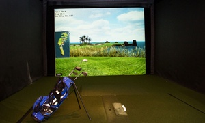 Brookfield Indoor Golf Club: Two Hours of Indoor Golf or Unlimited Summer Virtual Golf Pass at Brookfield Indoor Golf Club (Up to 76% Off)