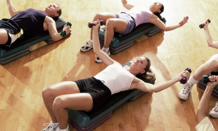 Four Weeks of Membership and Unlimited Fitness Classes at 2Bfit (56% Off)