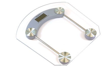 Royie Fit Digital Glass Bathroom Scale