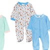 Cotton Baby Coveralls (2-Pack)