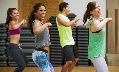 10 or 20 Zumba, Yoga, or Aqua Zumba <strong>Classes</strong> at FitNice (Up to 59% Off)