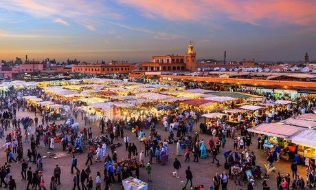 The Best Deal Guide - null: ✈ 4* Marrakech With Flights