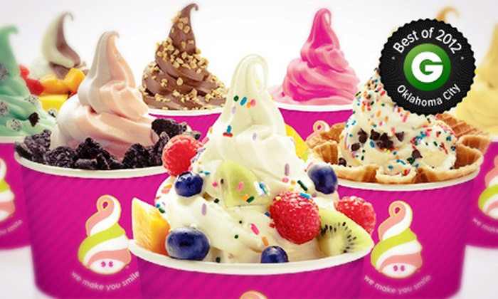 Menchie's - Edmond: $5 for $10 Worth of Frozen Yogurt at Menchie's in Edmond