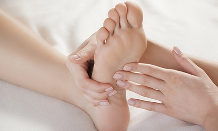 $69 for Four Treatments of Alternative Foot Care at Elite Muscle Mechanics ($425 Value)