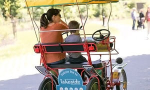 Lakeside Prospect Park: $15 for $30 Towards Bike Rentals in Lakeside Prospect Park
