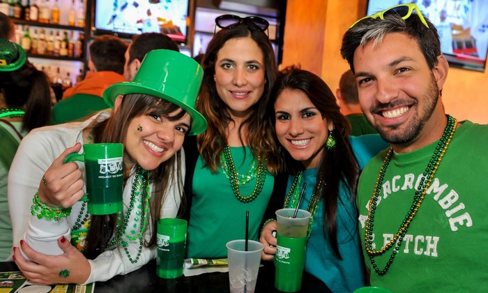 The Shamrock Crawl 2016 - Multiple Locations: $12 for a Ticket to The Shamrock Crawl from Project DC Events on Saturday, March 19 ($20 Value)