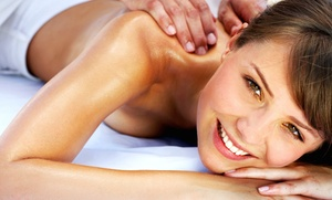 Capital District Massage: 60- or 90-Minute Massage at Capital District Massage (Up to 39% Off)