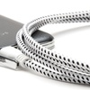 2-Pack of 10Ft. Charge-and-Sync USB Bungee Cables