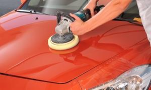 alsahem althahabi car care: Exterior or Interior Car Polish With Engine Clean or Clay Treatment from Alsahem Althahabi Car Care (Up to 83% Off)